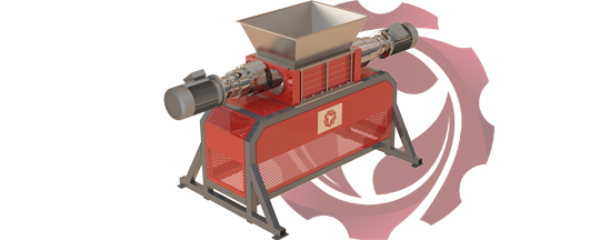 Çift Rotor Shredder